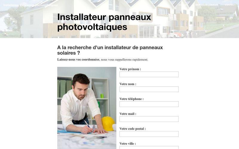 Installation de panneaux solaires, qui contacter ?
